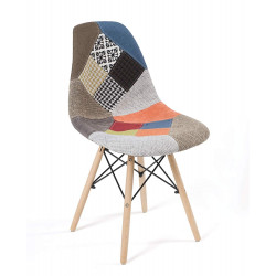 Chaise Noé II patchwork