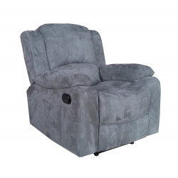 Fauteuil Relax Cadiz Gris