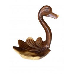 Plat Swan Leaf