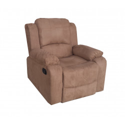 Fauteuil Relax Cadiz Taupe
