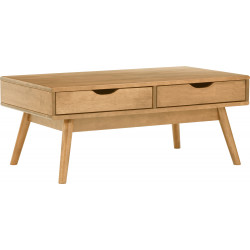 Table basse Lamar Naturelle
