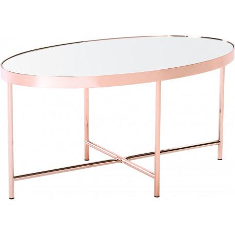 Table basse ovale Xander