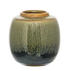 Vase vert 14.5