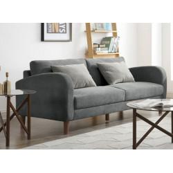 Canapé 3pl Powell gris