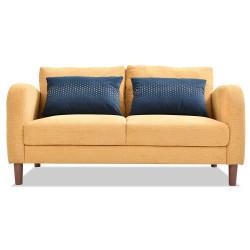 Canapé 2pl Powell Jaune